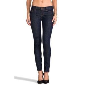 J Brand 'The Skinny' Jean in Pure Dark Wash